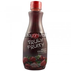 Clara Ole Truly Fruity Groovy Strawberry Syrup 355ml-12oz