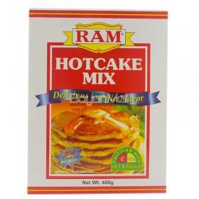 Ram Hotcake Mix (Delicious Vanilla Flavor) Net wt. 400g
