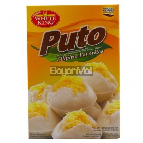 White King Puto (Steamed White Cake Mix) 400g