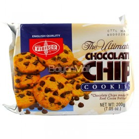 Fibisco The Ultimate Chocolate Chip Cookies 200g