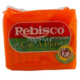 Rebisco Crackers with Cal-A plus ( 10 Packs X 28.0g ) 280g