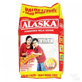 Alaska Powdered Milk Drink 700g - In a Pack