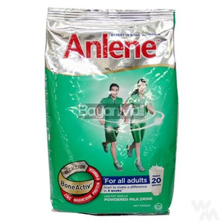 Fonterra Anlene Expert in Bone Nutrition 50-90yrs 990g in pouch