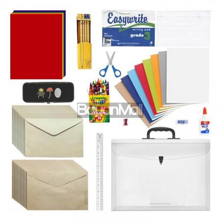 Grade 3 Elementary Package