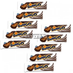 Bingo Cookie Chocolate in a pack 28gx10pcs