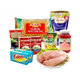 Macaroni Salad Combo 2 (8-10 PAX)