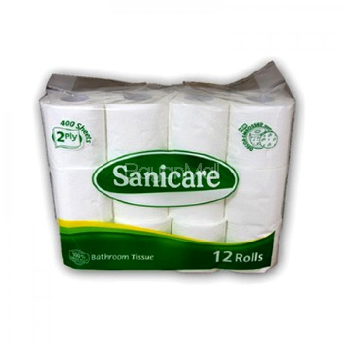 Sanicare Bathroom Tissue 48 Ply 148 Rolls 48 Sheets Adorable Bathroom Tissue