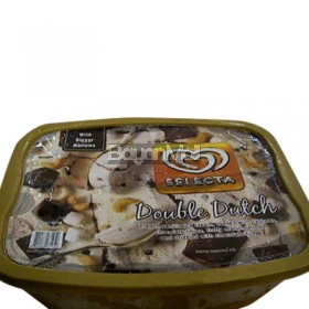 Selecta Ice Cream Double Dutch 1.5Liter