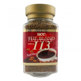 UCC The Blend Taste 113 (Soft Taste) Coffee Net. Wt.100g