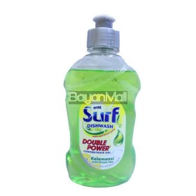 Ultra Surf Dishwash Double Power Concentrate Kalamansi 250mL