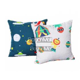 B1t1 Ground Foam Throw Pillow 16 X 16