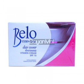 Belo Essentials Day Cover Whitening Vitamin Cream SPF15 50g