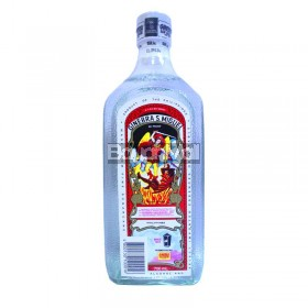 Ginebra San Miguel 80 Proof  700ml in a bottle