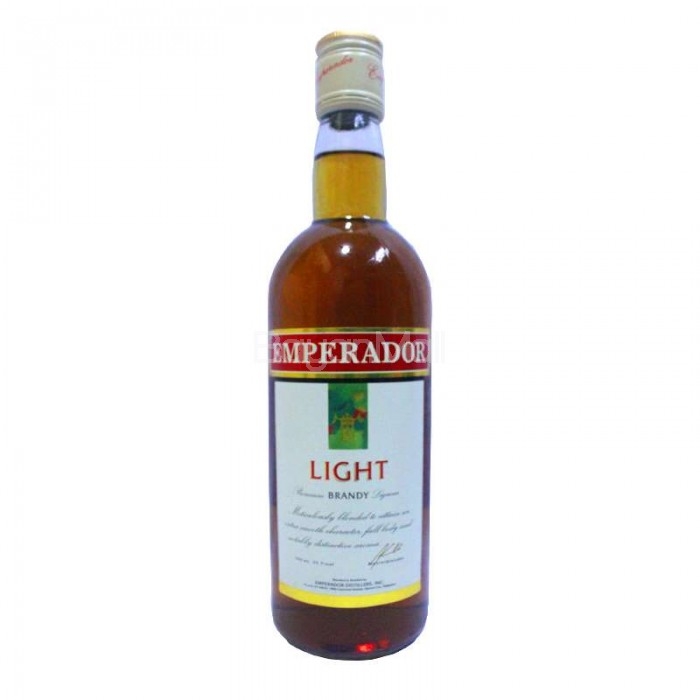 Emperador Light Premium Brandy Liqueur 55 Proof 500ml