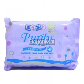 Baby Purity Wet Wipes 100g