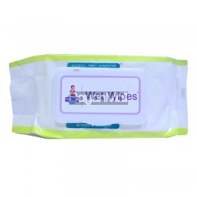 Kinder Care Wet Wipes ( 80 Wipes) 20x15cm