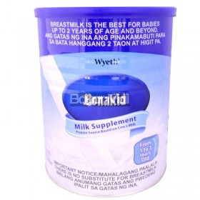 Bonakid Milk Supplement From 1-3 Years Old 900g - In a can