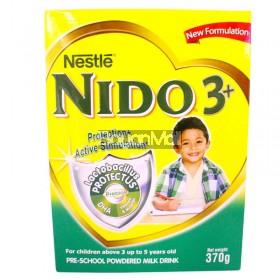 Nestle Nido Jr. Milk 3+ Pre-School Powdered Milk Drink 370g