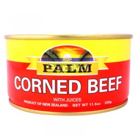 Palm Corned Beef with Juices 326g