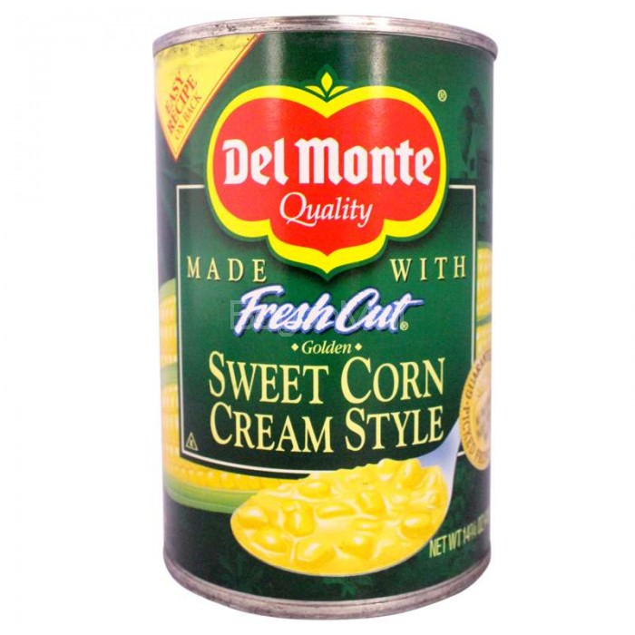 Del Monte Fresh Cut Sweet Corn Cream Style 418g