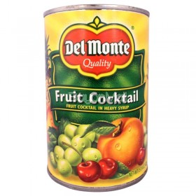 Del Monte Fruit Cocktail in Heavy Syrup 432g
