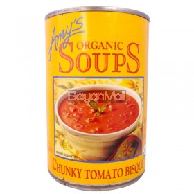 Amy's Organic Soups Chunky Tomato Bisque 411g