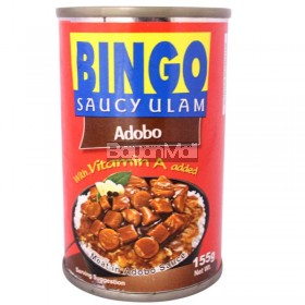 Bingo Saucy Ulam Adobo with Vitamin A 155g