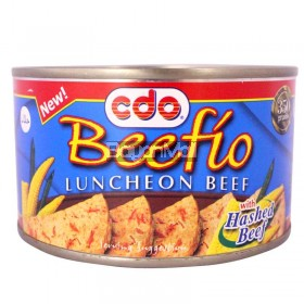 CDO Beefio Luncheon Beef with Hashed Beef 350g