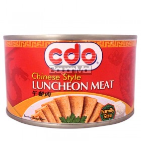 CDO Chinese Style Luncheon Meat 350g