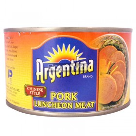 Argentina Pork Luncheon Meat Chinese Style 375g