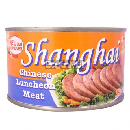 Shanghai Chinese Luncheon Meat 375g