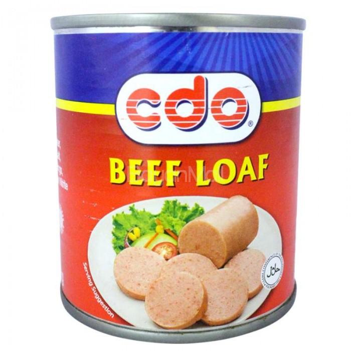 Cdo Beef Loaf 210g