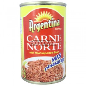 Argentina Carne Norte with Real Imported Beef 100g