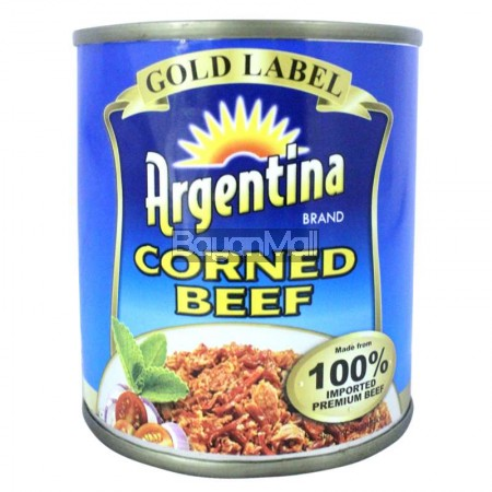 Gold Label Argentina Corned Beef 210g