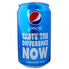 Pepsi Taste the Difference Now (Carbonated Drink) 330mL
