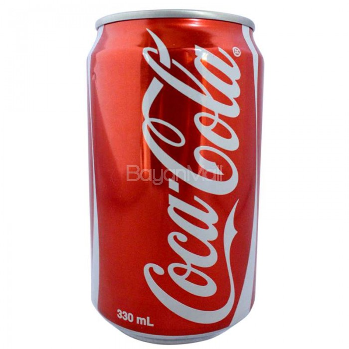 coca cola 330ml in can