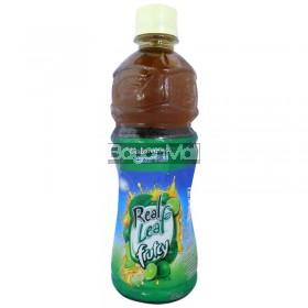 Real Leaf Frutcy Calamansi Iced Tea 480mL