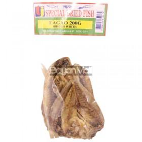 TJ Special Dried Fish Lagao (Bisugo White) 200g