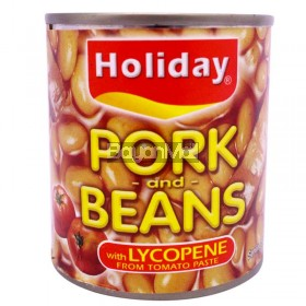 Holiday Pork and Beans with Lycopene 220g
