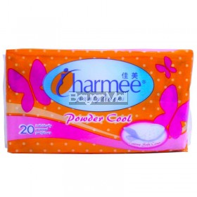 Charmee Pantyliners Powder Cool 20pcs