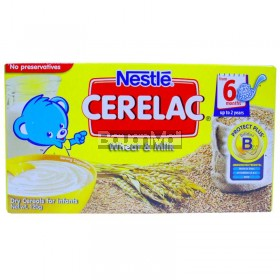 Nestle Cerelac Wheat & Milk 120g
