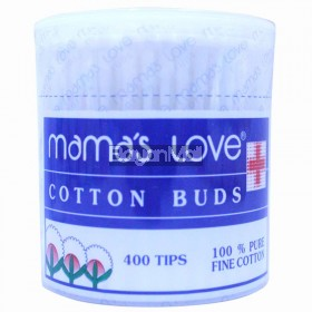 Mama's Love Cotton Buds 400 Tips