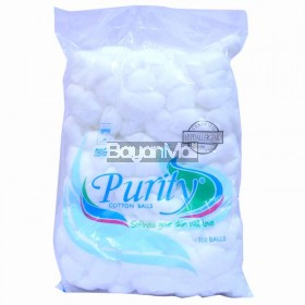 Purity Cotton Balls 300 Balls