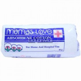 Mama's Love Absorbent Cotton 40g