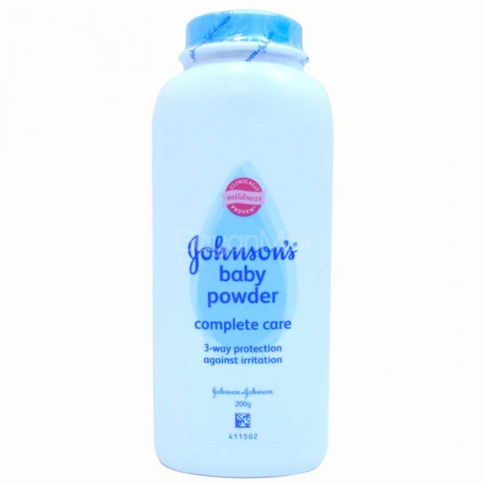 Pussy and baby powder