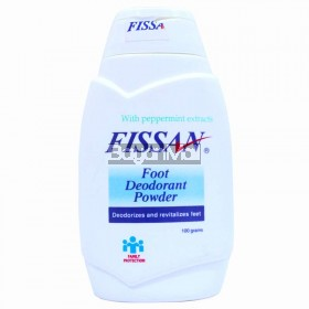 Fissan Foot Deodorant Powder 100g