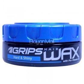 Grips Hair Wax Hard and Shiny 75g