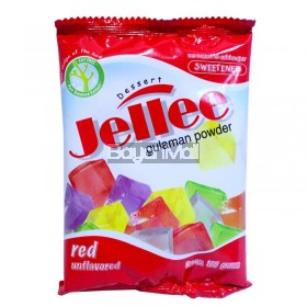 Dessert Jellee Gulaman Powder (Red) Unflavored 135g