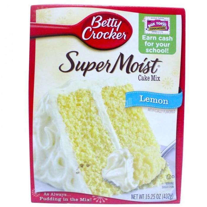 Lemon Pudding Cake Betty Crocker