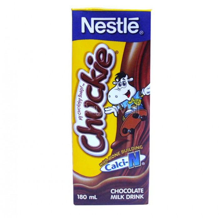 Nestle Chuckie Chocolate Milk Drink 180ml